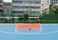 まさか!タイでストリートバスケデビュー