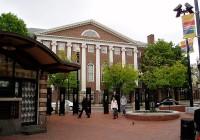 ハーバード大学で実習中のライバルのブログ