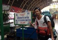 バンコク〜キナバル山 旅の記録。4カ国目 マレーシア