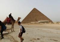 エジプトでキスしてしまいました