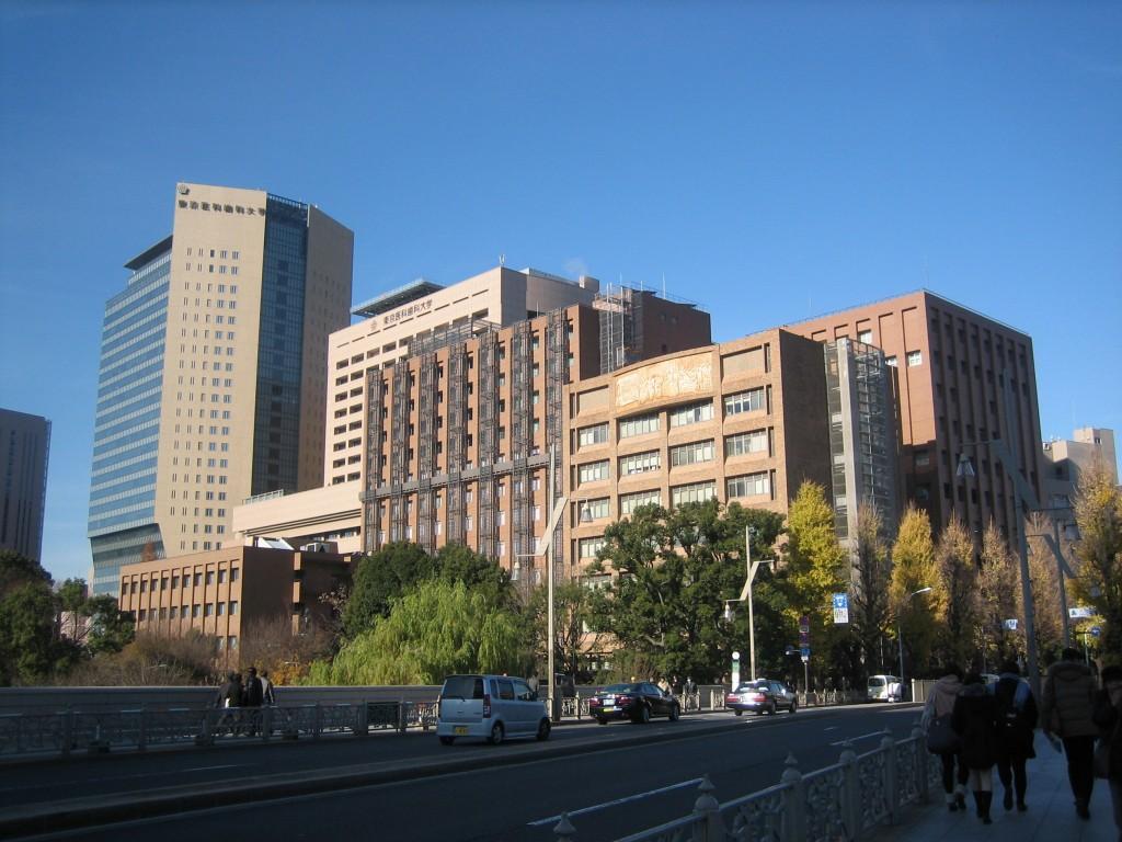 日本 医科 歯科 大学 付属 病院