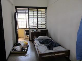 ガーナ 部屋