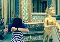 タダでバンコク1の観光地、ワットプラケオに行ってきた