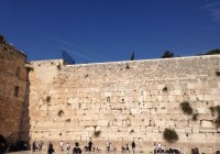 写真で振り返る、聖地エルサレム旅行(旧市街)