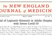重症新型コロナ感染症におけるロピナビル・リトナビルの効果