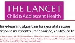 機械学習アルゴリズムによる新生児けいれんの認知